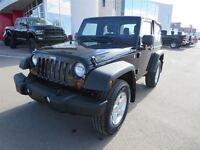 2011 Jeep Wrangler Sport 4X4 ($148* BW)