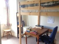 Housemate wanted: double room in spacious shared house with large garden, Heavitree/ Polsloe Road.