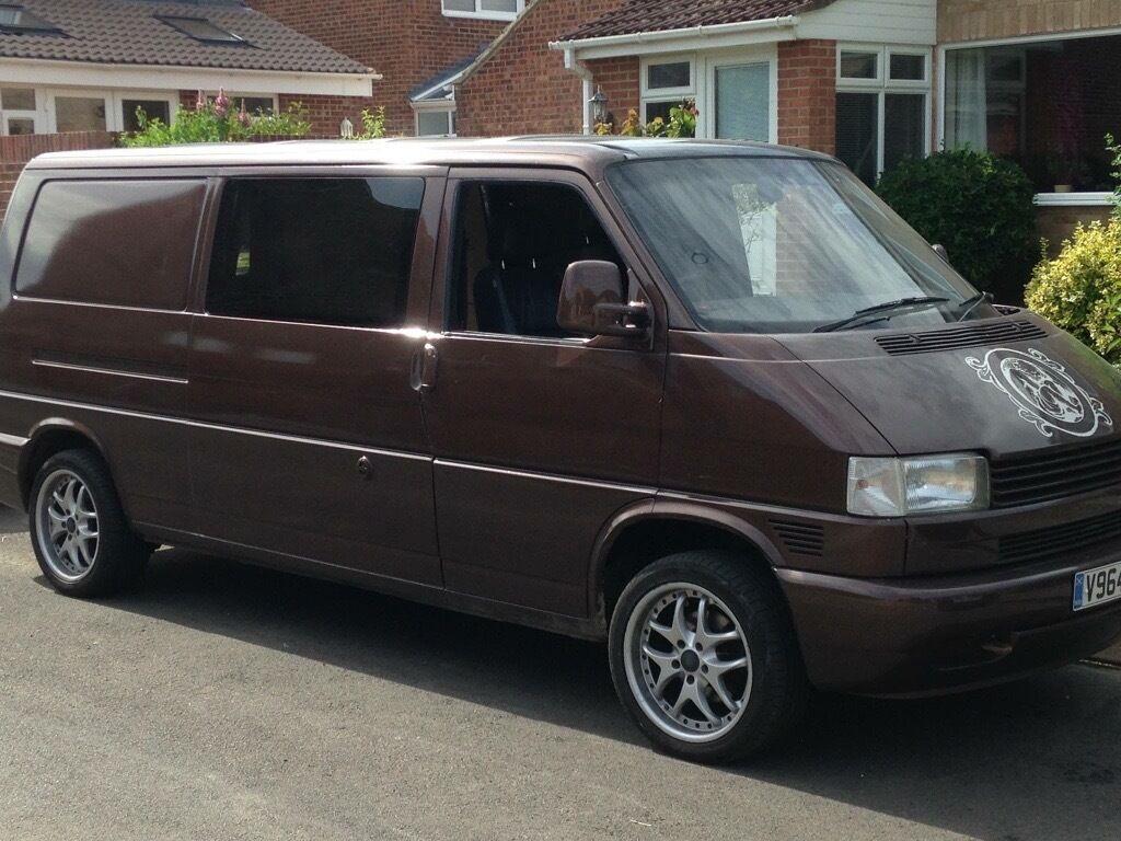 vw t4 transporter lwb petrol lpg converted in fareham hampshire gumtree. Black Bedroom Furniture Sets. Home Design Ideas