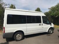 Ford Transit Tourneo Minibus 12 seater