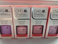 CND Shellac brand new