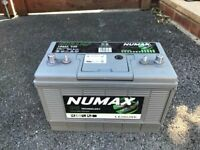 Numax DC31 MF leisure battery
