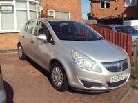 Vauxhall Corsa 1.3 diesel ****£30 road tax & cheap to run****