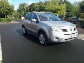 Renault koleos dynamique dci 4wd