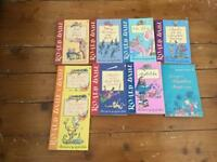 Roald Dahl children's book collection.