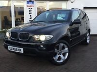 2005 55 BMW X5 3.0d auto Sport~LOW MILES WITH FSH~