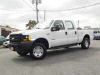 2006 FORD F-250 4X4 POWER STROKE DIESEL SHORT BOX