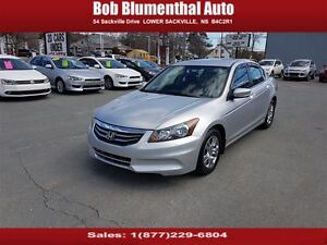 2011 Honda Accord SE w/ 5-Speed ($67 weekly, 0 down, all-in, OAC