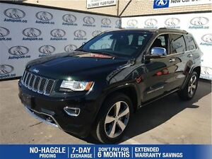 2015 Jeep Grand Cherokee Overland|Co. Car|B.up Camera|Panoramic
