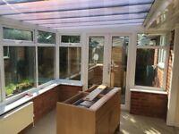 3m x 5m conservatory