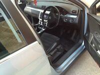 06 Volkswagen Passat B6 TSI 200BHP HIGHLINE model rare manual turbo petrol as mk5 golf gti vrs £1575