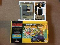 Nintendo snes mario all stars edition