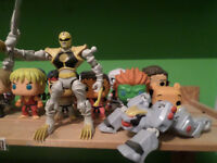 White Ranger Power rangers Mixx N Morph