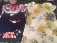 Age 3 girls clothes bundle (4 pieces)