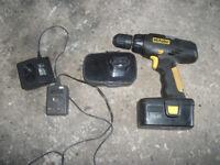 14.4v mckeller cordless drill