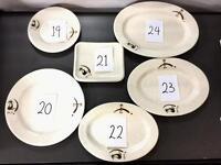 Brand New Sushi Plates