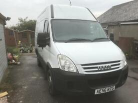 IVECO daily 2006 spares or repairs 12 months mot still in daily use