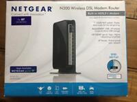 NETGEAR Wireless Modem Router