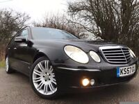 Mercedes-Benz E280 3.0 CDI Sport Estate...2008....Brabus Spec...BRABUS D5..