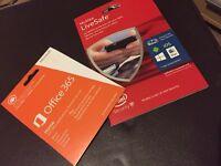Microsoft 365 and McAfee LiveSafe