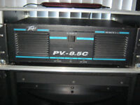 PEAVEY PV.8.5c POWER AMPLIFIER for disco party dj studio