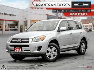 2012 Toyota RAV4 FWD, 1 OWNER, POWER WINDOWS, REMOTE KEYLESS