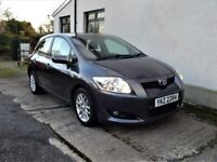 2008 Toyota Auris 1.4 T3 VVT-I 5 door**One Owner**F/S/History*astra,fiesta,focus.golf,polo,clio,207