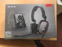 Headset DOLBY 7.1 Astro A30 + mixamp pro brand new ps4/xbox one/pc/ps3/xbox360