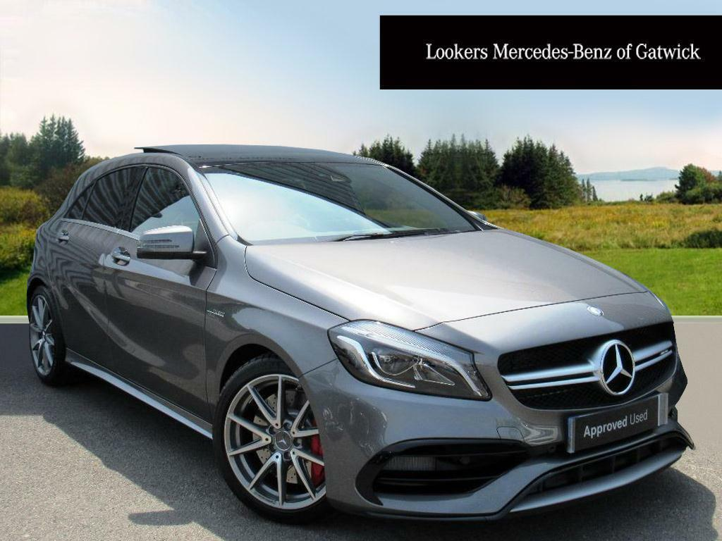 Mercedes benz a class a45 amg 4matic grey 2017 06 09 for Mercedes benz a45 amg