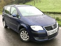 2009 Vw Touran 1.9 Tdi