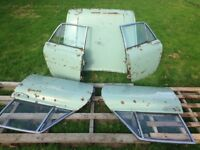 ford zephyr doors and bonnet