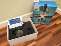 AKG D112 Microphone with All Original Box, Paperwork and Clip etc.