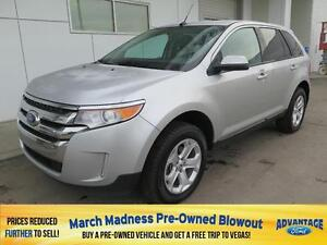 2014 Ford Edge SEL Heated Seats.