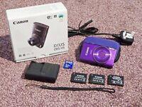 Canon IXUS 285 HS Digital Camera: PLUS 2 EXTRA CANON BATTERIES: PLUS 2 EXTRA CANON BATTERIES