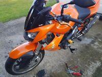 kawasaki z100 streetfighter motorcycle