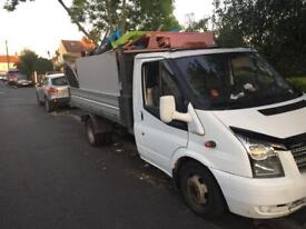 Ford transit tipper mark7 07reg