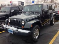 2012 Jeep WRANGLER UNLIMITED Rubicon -APPROVED @ TMRFINANCIAL.CA