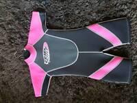 Child's wet suit