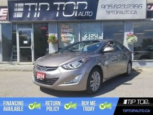 2014 Hyundai Elantra GLS ** Sunroof, Heated Seats, Backup Camera