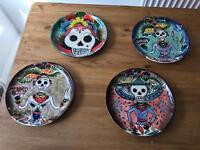 Mexican Plates Set