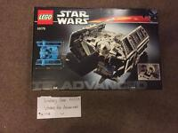 Star Wars ucs vaders tie advance unopened factory sealed from Lego 10175