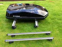 Exodus 470 Car Roof Box