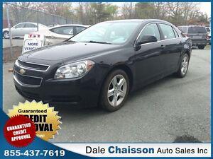2011 Chevrolet Malibu LS  ($40 Weekly $0 Down Tax Inc.)*