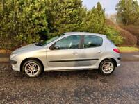 Peugeot 206 1.4 S, 10 Month MOT, Clean Cheap Car, Well Looked After