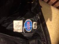 Motorbike leather trousers 32 waist