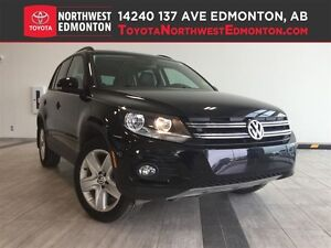 2016 Volkswagen Tiguan S 4Dr AWD 4motion