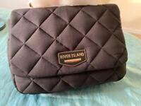 River island quilted crossbody bag
