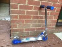 Boys scooter for sale, suitable for 5 years and over