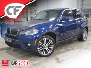 2012 BMW X5 M PACKAGE 35I TOIT PANORAMIQUE