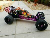 RC PETROL CARS SWAP ONLY